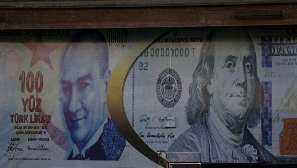 Dolar - TL - Sputnik Türkiye