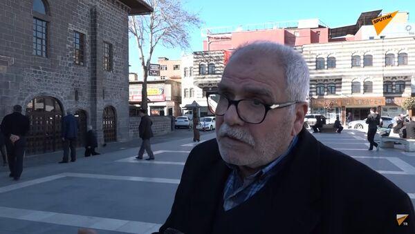 Yerel seçimde Diyarbakır halkı AK Parti mi HDP mi diyecek? - Sputnik Türkiye