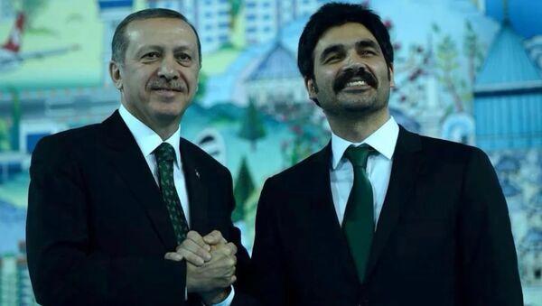 Recep Tayyip Erdoğan - Uğur Işılak - Sputnik Türkiye