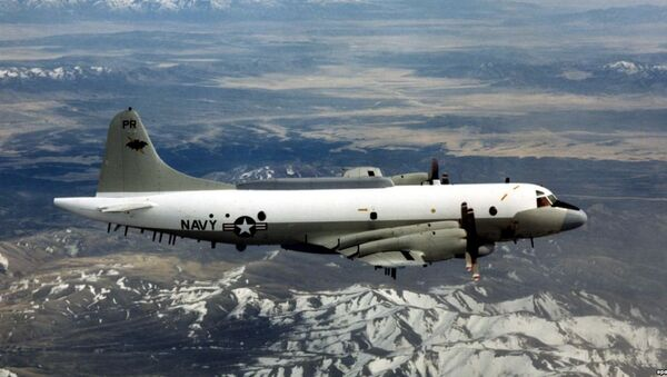 Lockheed ЕР-3Е Orion - Sputnik Türkiye