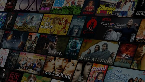 Netflix - Sputnik Türkiye
