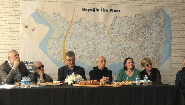 CHP Beyoğlu Belediye Başkan adayı Alper Taş - Sputnik Türkiye