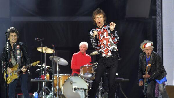 The Rolling Stones Londra konseri  - Sputnik Türkiye
