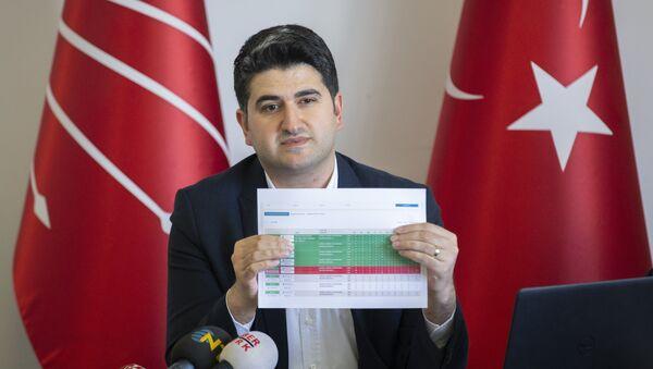Onursal Adıgüzel - Sputnik Türkiye