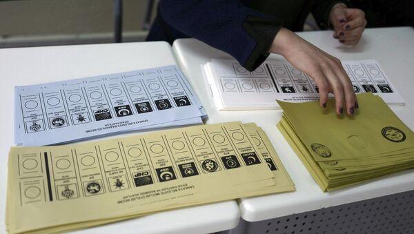 Türkiye-31 Mart yerel seçimleri - Sputnik Türkiye