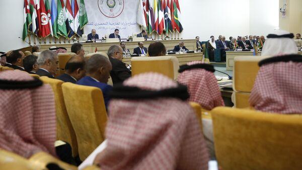 30. Arap Birliği Zirvesi Tunus'ta yapılıyor. - Sputnik Türkiye