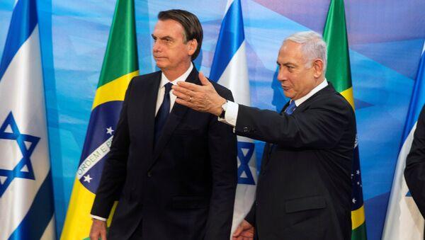 İsrail- Brezilya - Sputnik Türkiye