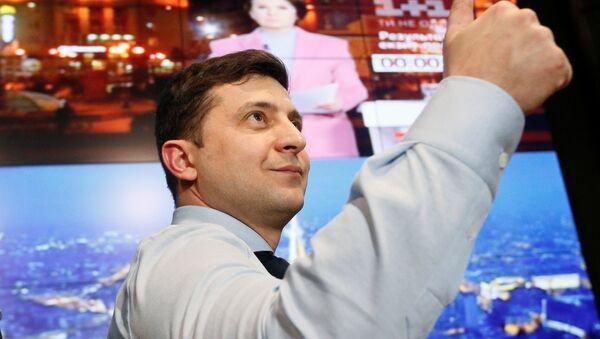 Ukrayna'da seçim - Sputnik Türkiye