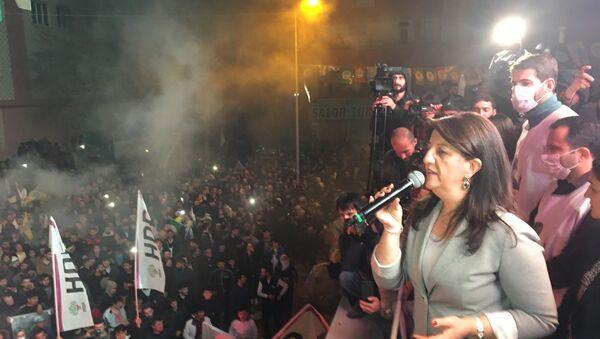 Diyarbakır'da kutlamalar başladı - Sputnik Türkiye