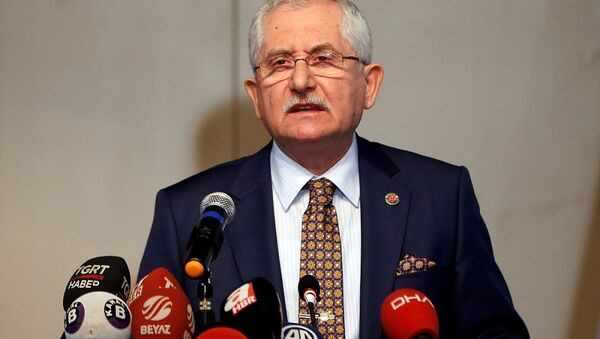 Sadi Güven - Sputnik Türkiye