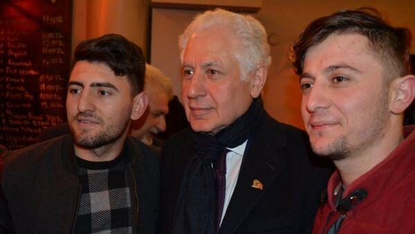 CHP'nin Şişli adayı Muammer Keskin - Sputnik Türkiye