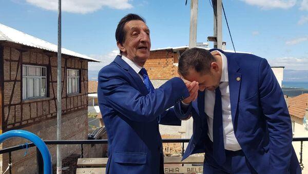 Bursa'da baba oğul yarışında kazanan belli oldu - Sputnik Türkiye