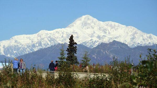 Denali Ulusal Park, Alaska - Sputnik Türkiye