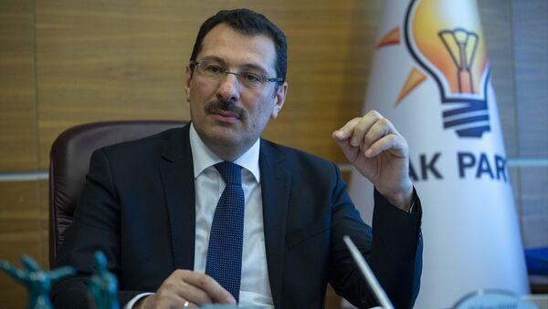 AK Parti Genel Başkan Yardımcısı Ali İhsan Yavuz - Sputnik Türkiye