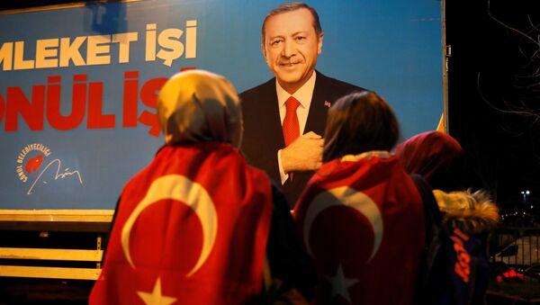 AK Parti - Recep Tayyip Erdoğan - Sputnik Türkiye