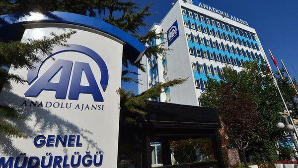 AA Genel Müdürlüğü - Sputnik Türkiye