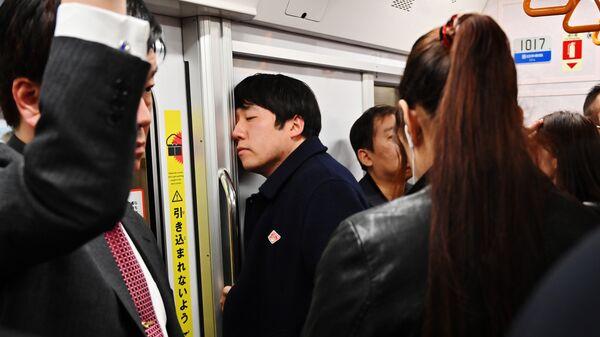 Japonya çalışma yaşamı-günlük hayat - Sputnik Türkiye