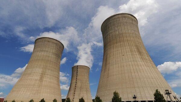Nükleer reaktör - Sputnik Türkiye