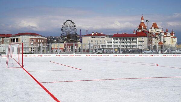 2018 FIFA Dünya Kupası sırasında kullanılan bardaklardan futbol sahası - Sputnik Türkiye