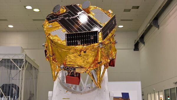 Beresheet isimli küçük robot Ay'ın yörüngesine yerleşti. - Sputnik Türkiye