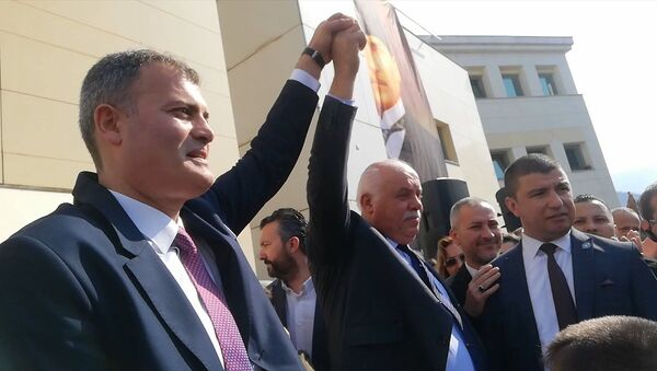 Tayfur Çiçek ve Salih Atakan Duran - Sputnik Türkiye