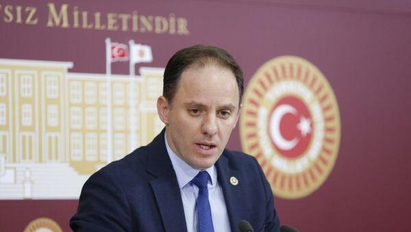 Deniz Yavuzyılmaz - Sputnik Türkiye