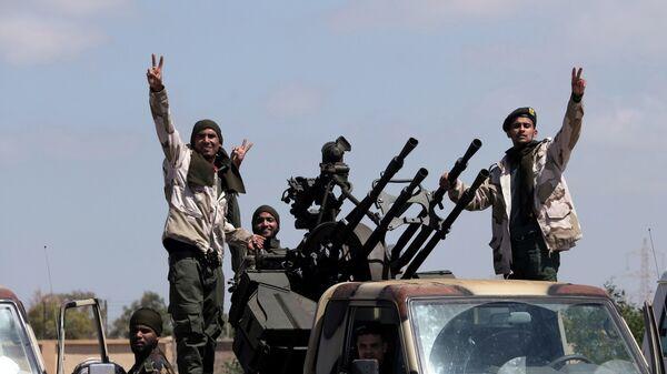 Libya Ulusal Ordusu - Sputnik Türkiye