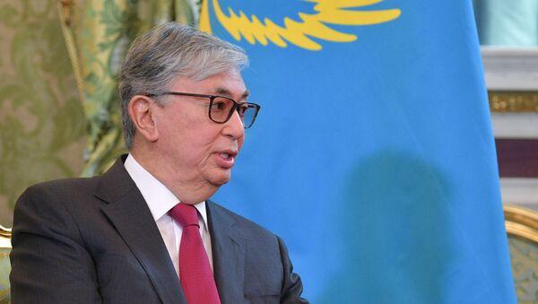 Kazakistan Devlet Başkanı Kasım Cömert Tokayev - Sputnik Türkiye