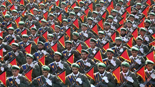 İran Devrim Muhafızları - Sputnik Türkiye