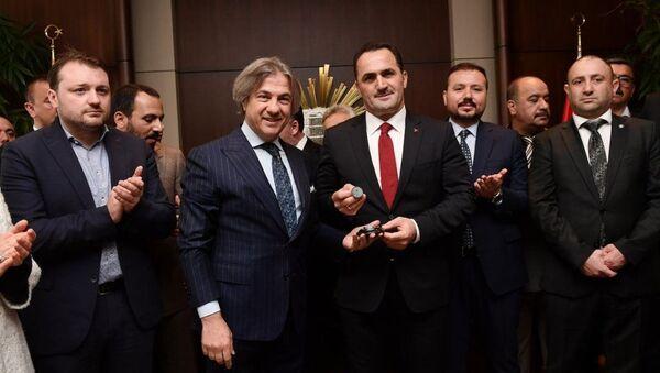 Haydar Ali Yıldız - Ahmet Misbah Demircan - Sputnik Türkiye