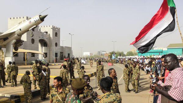 Sudan askerleri - Sputnik Türkiye