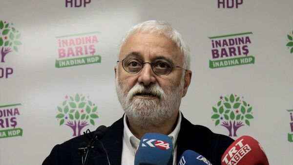 Saruhan Oluç - Sputnik Türkiye