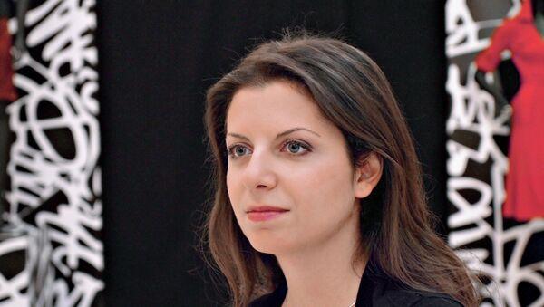 Margarita Simonyan - Sputnik Türkiye