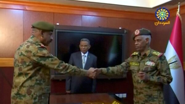 Sudan Savunma Bakanı Avad Muhammed Ahmed bin Avf - Sputnik Türkiye