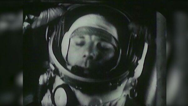 58 yıl önce Yuriy Gagarin'in uçuşuyla uzay çağı başladı - Sputnik Türkiye