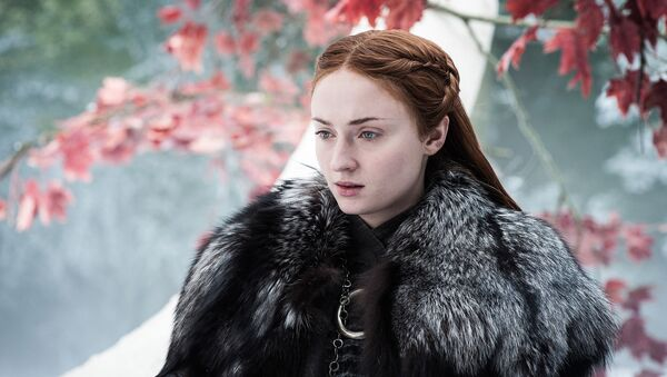 Game of Thrones - Sansa Stark - Sophie Turner - Sputnik Türkiye