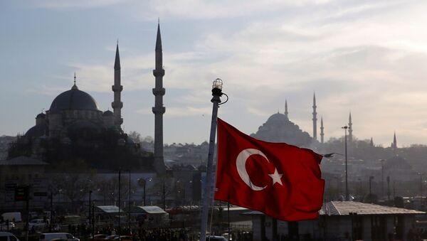 Türk bayrağı - İstanbul - Türkiye - Sputnik Türkiye