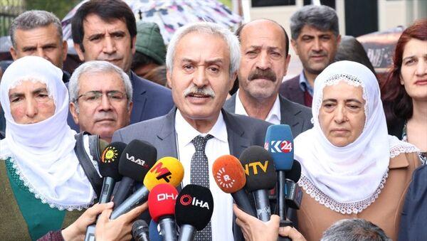Diyarbakır Büyükşehir Belediye Başkanı Adnan Selçuk Mızraklı - Sputnik Türkiye