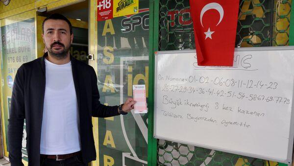 Bursa - Karacabey - bayi Aykut Asa  - Sputnik Türkiye