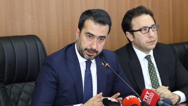AK Parti Ankara İl Başkanı Hakan Han Özcan - Sputnik Türkiye