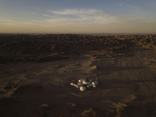 Çin'in Gobi çölündeki Mars üssü - Sputnik Türkiye