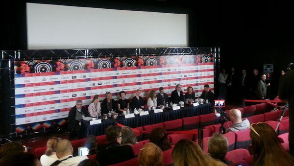 41. Uluslararası Moskova Film Festivali  - Sputnik Türkiye