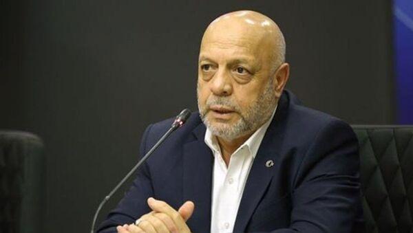 Hak-İş Genel Başkanı Mahmut Arslan - Sputnik Türkiye