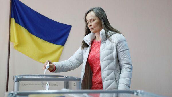Ukrayna'da devlet başkanlığı seçimi - Sputnik Türkiye