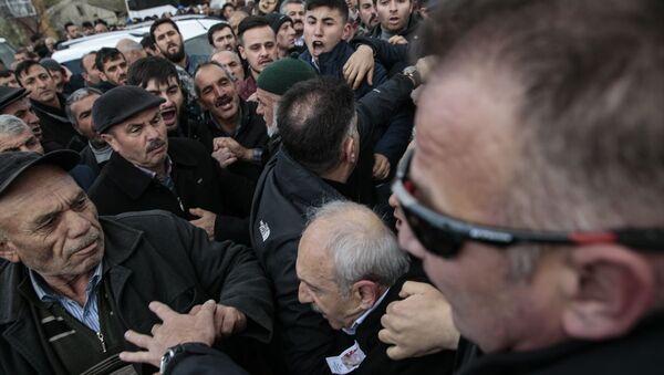Kemal Kılıçdaroğlu, Ankara saldırı - Sputnik Türkiye