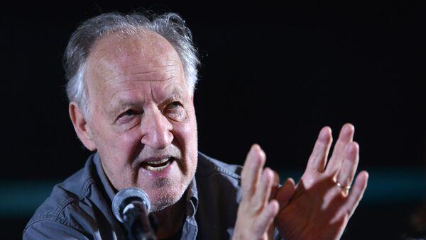 Ünlü Alman yönetmen Werner Herzog - Sputnik Türkiye