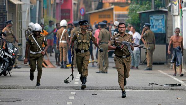 Saldırıların hedefi olan Sri Lanka'da yeni bomba düzenekleri bulundu. - Sputnik Türkiye