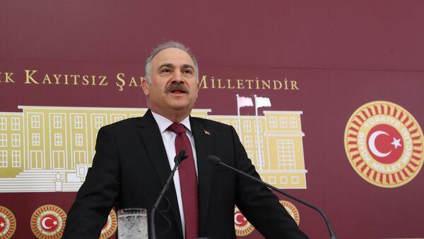 TBMM Başkanvekili Levent Gök: Olay organize bir terör eylemidir - Sputnik Türkiye