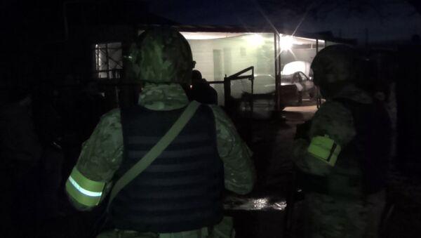 FSB, Çeçenistan ve Dağıstan'da saldırılar planlayan 5 IŞİD üyesini yakaladı - Sputnik Türkiye