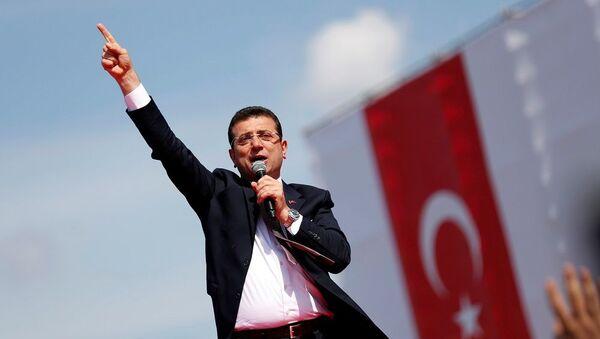 Ekrem İmamoğlu - Sputnik Türkiye